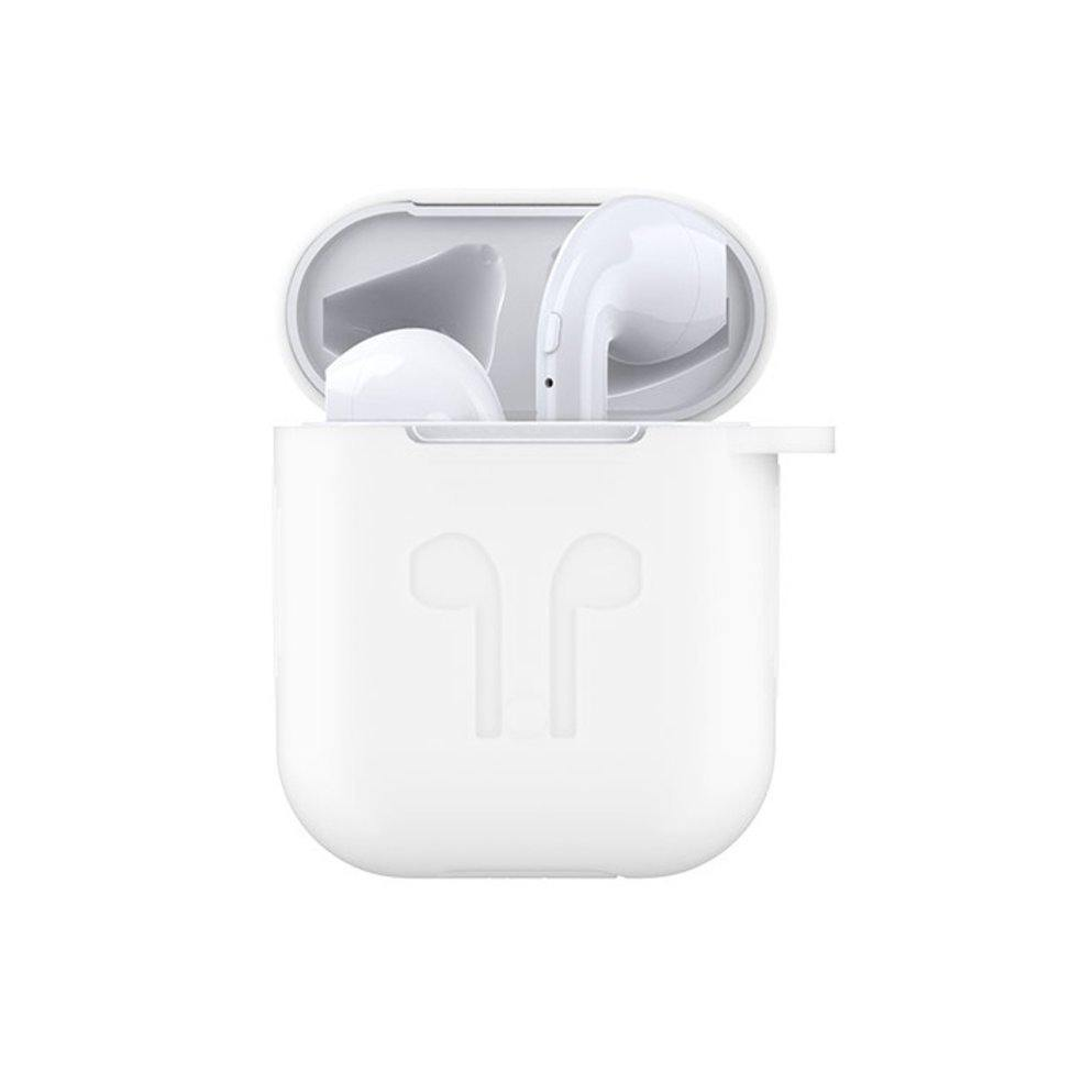 Чехол Devia Naked Silicone для AirPods
