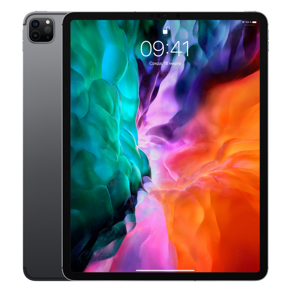 iPad Pro 12,9 Wi-Fi 128Gb Space Gray