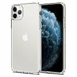 Чехол Spigen Liquid Crystal для iPhone 11 Pro (Clear)