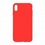 Чехол Devia Nature Silicone Red для iPhone Xs/X
