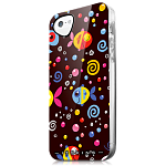 Чехол Itskins Color Fish для iPhone 5/5S/SE