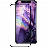 Защитное стекло Devia Van Entire View Anti-Glare Tempered Glass для iPhone X/XS/11 Pro, black