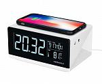 Часы Momax Q.Clock Digital Wireless