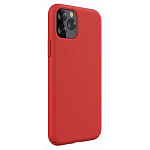 Чехол Devia Nature Silicone Case Red для iPhone 11 Pro Max