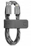 Кабель Momax Elite Link 1m Lightning Cable - Grey