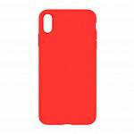 Чехол Devia Nature Silicone Red для iPhone Xr