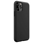 Чехол Devia Nature Silicone Case Black для iPhone 11 Pro Max