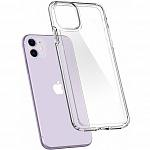 Чехол Spigen Ultra Hybrid для iPhone 11 (Clear)