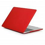 Накладка HardShell для Macbook Air 13 Retina (2018+) - Red
