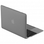 Накладка HardShell для Macbook Air 13 Retina (2018+) - Smoky Black