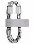 Кабель Momax Elite Link 1m Lightning Cable - Silver