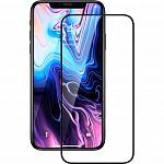 Защитное стекло Devia Van Entire View Full Tempered Glass для iPhone X/XS/11 Pro, black